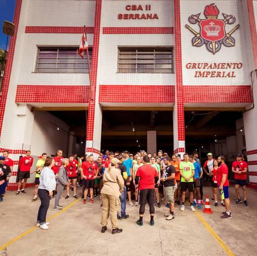 Fire Run  Corrida do Corpo de Bombeiros Petrópolis on Fotop
