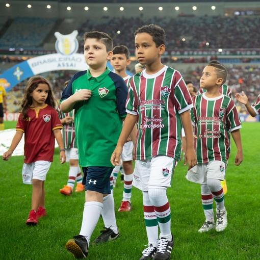 Fluminense x São Paulo - Maracanã - 27/07/2019 on Fotop