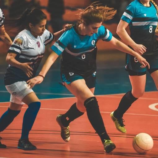 Citadino de Futsal Feminino - Tuiuti x UFSM/Atlético on Fotop
