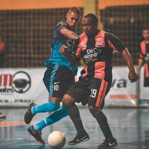 Citadino de Futsal -  Napoli x Shakhtar - Série OuroEn Fotop