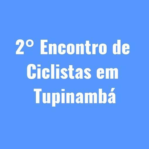 2º Pedal Solidário de Tupinambá - 2019 on Fotop