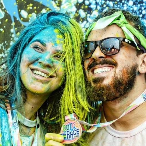 Color Race Brasil - São Carlos no Fotop