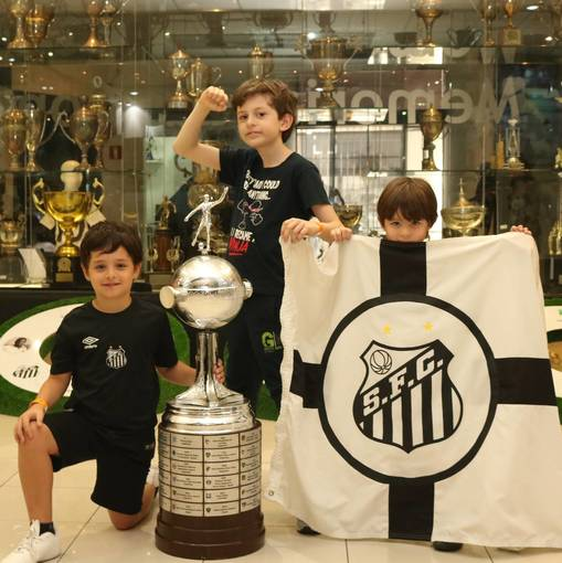 Tour Vila Belmiro - 30 de Julho on Fotop