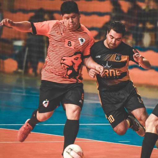 Citadino de Futsal - É os Guris x Leões on Fotop
