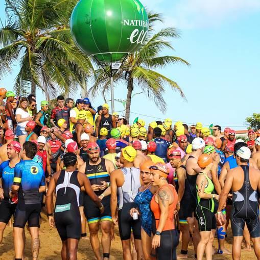 Copa Nordeste de Sprint Triathlon no Fotop