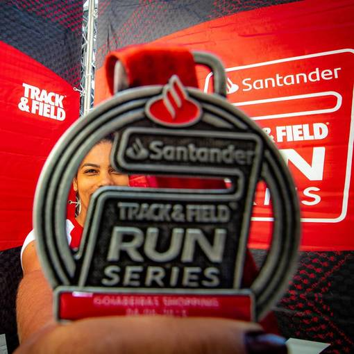 SANTANDER TRACK&FIELD RUN SERIES CUIABÁ on Fotop