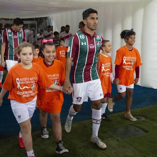 Fluminense x Internacional – Maracanã - 03/08/2019 on Fotop