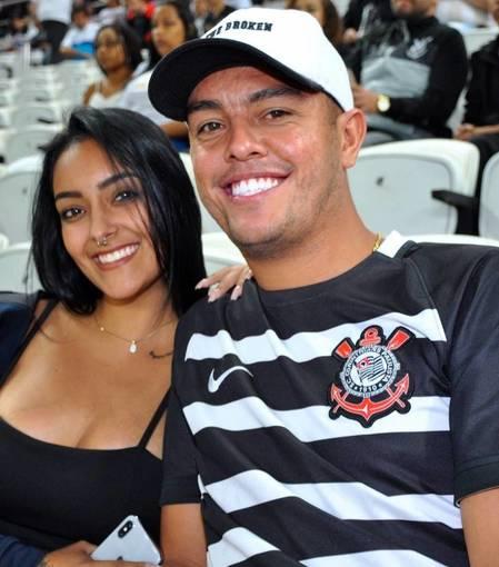 Corinthians X Goias  no Fotop