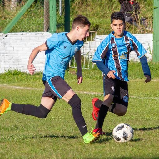 Gauchão das Conveniadas do Grêmio 3-08-19 no Fotop