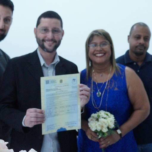 Casamento civil Demetrius e Rosemary on Fotop