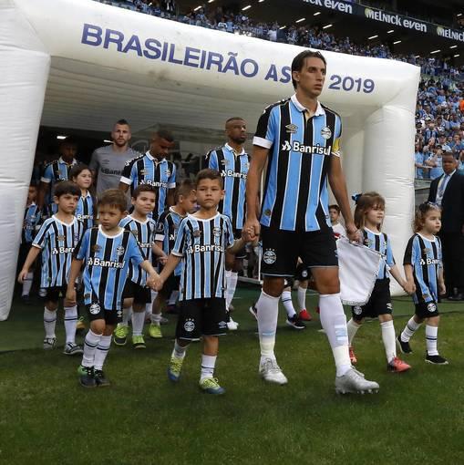 Grêmio x São PauloEn Fotop