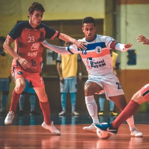 UFSM x ASSAF  - Série Ouro de futsal on Fotop