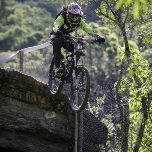 8° Etapa Liga de Downhill  no Fotop