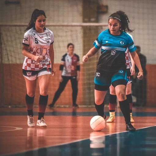 Citadino de Futsal Feminino - Dallas x UFSM/Atlético on Fotop