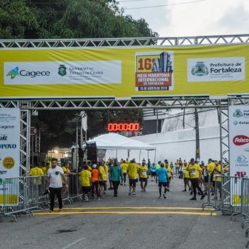 Meia Maratona de Fortaleza 2019 no Fotop