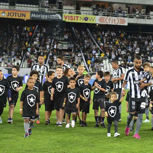 Botafogo x Chapecoense - Nilton Santos - 26/08/2019 on Fotop