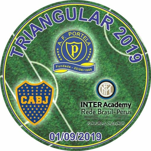 PORTELA SPORTS - Triangular 2019 no Fotop