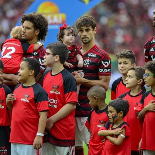 Flamengo x Palmeiras – Maracanã - 01/09/2019 on Fotop