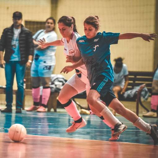 Citadino de Futsal Feminino - Tuiuti x Real Merengue on Fotop