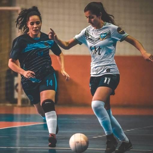 Citadino de Futsal Feminino - FMC Futsal x AC.F.F Santos on Fotop