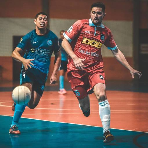 Citadino de Futsal -  Kamikaiser x Napoli on Fotop