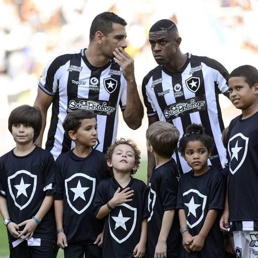Botafogo x Atlético-MG – Nilton Santos - 08/09/2019 on Fotop