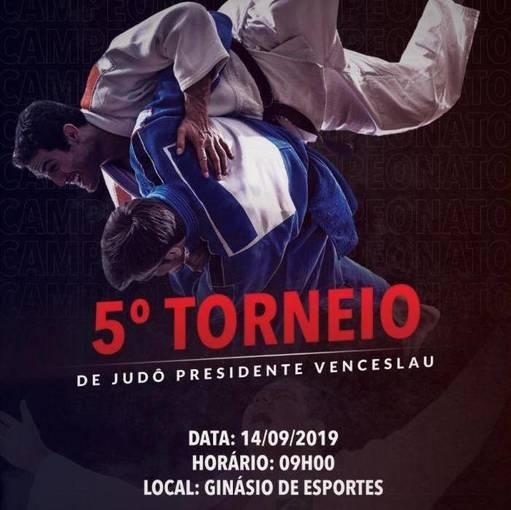5º Torneio de Judô de Presidente Venceslau - SP on Fotop