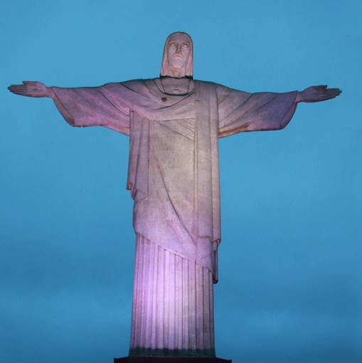 Subida do Cristo no Fotop