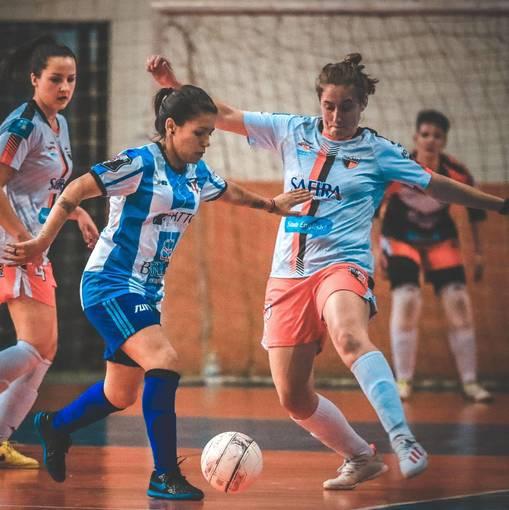 Citadino de Futsal Feminino - Tuiuti x MálagaEn Fotop
