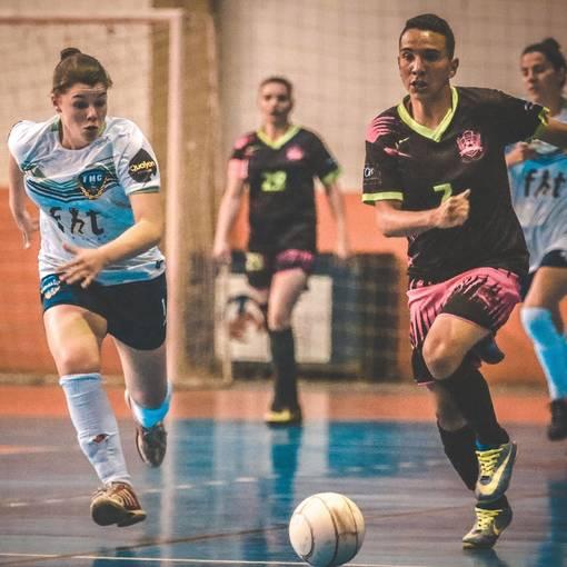 Citadino de Futsal Feminino - FMC Futsal x FúriaEn Fotop