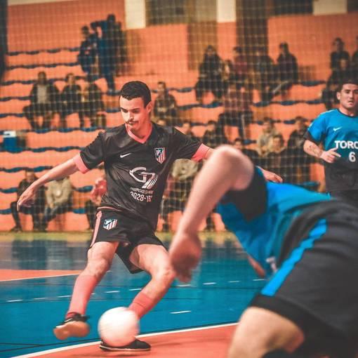 Citadino de Futsal -  Atlético SM x Racing Toropi on Fotop
