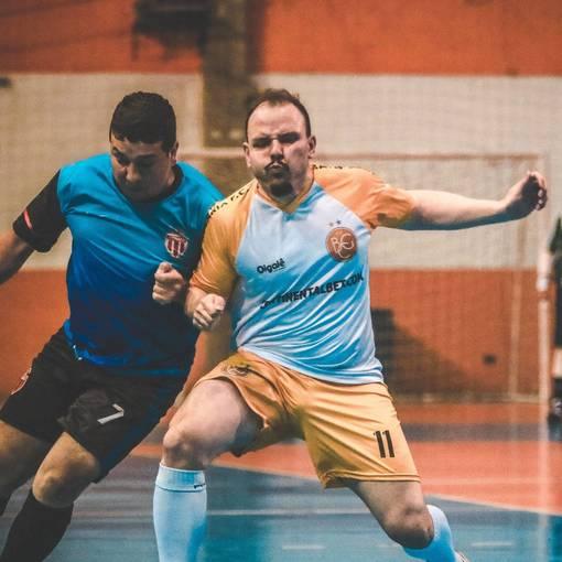 Citadino de Futsal -  Pumas x BCGEn Fotop