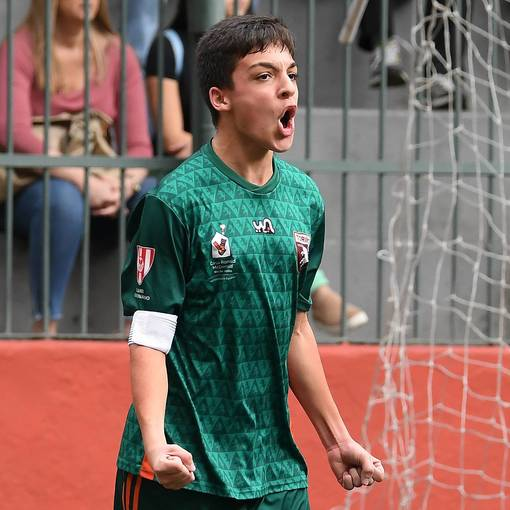 Copa Dente de Leite - Tijuca - Torino x Inter de MilãoEn Fotop