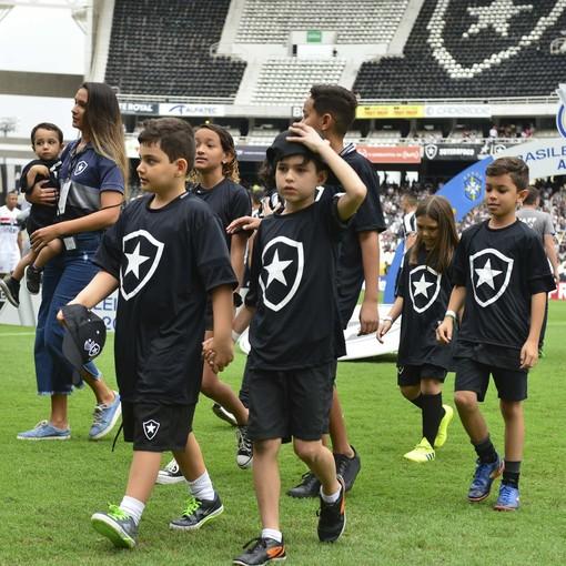 Botafogo x São Paulo – Nilton Santos - 21/09/2019 on Fotop