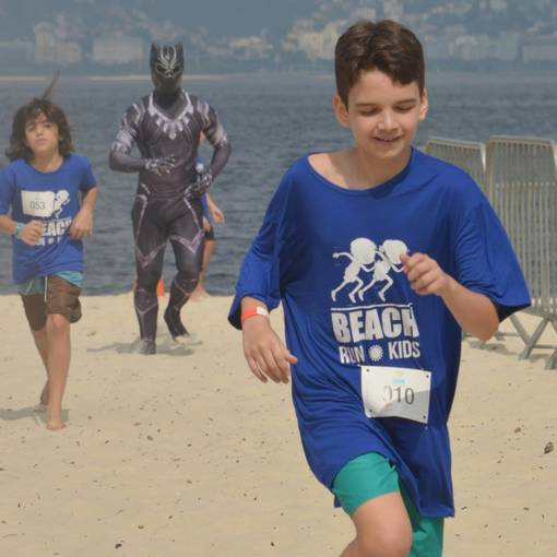BEACH RUN KIDS 6En Fotop