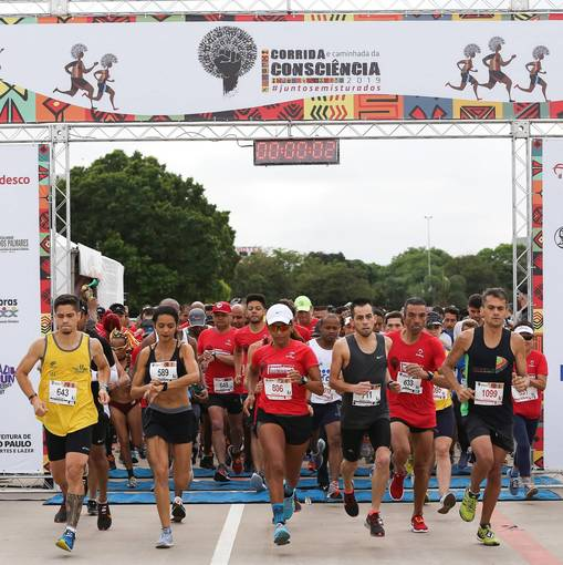 CORRIDA E CAMINHADA DA CONSCIÊNCIA - 2019 on Fotop