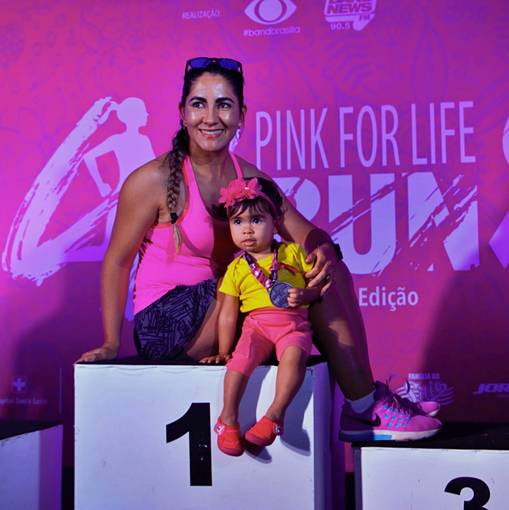 PINK FOR LIFE RUN - 4ª EDIÇÃOEn Fotop