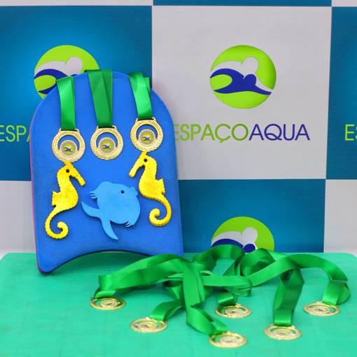 3º Festival de Natação Infantil - Academia Espaço Aquasur Fotop