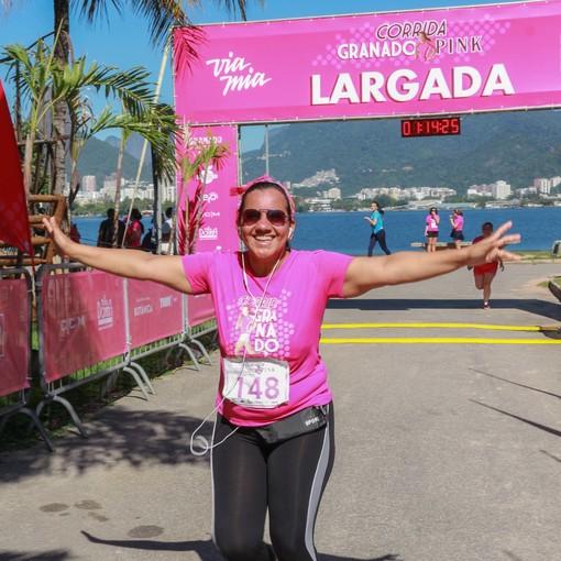 Corrida Granado Pink no Fotop