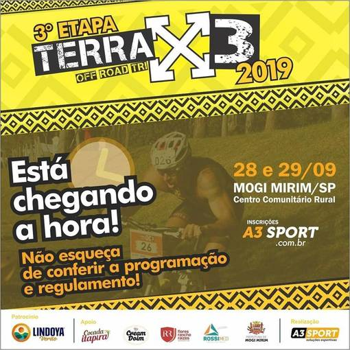 3a Etapa Terra X3 Off Road Tri 2019 - Parte 1 on Fotop