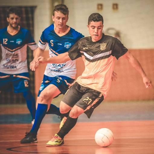 Citadino de Futsal -  Valência x PeñarolEn Fotop
