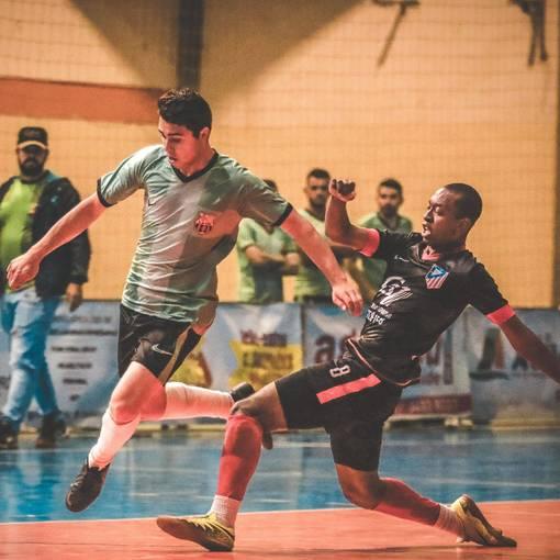 Citadino de Futsal -  Los Hermanos x Atlético SMEn Fotop