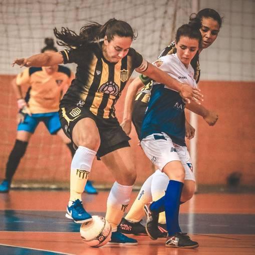 Citadino de Futsal Feminino - Peñarol x Tuiuti on Fotop