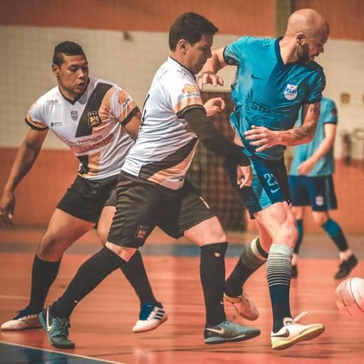 Citadino de Futsal -  SEIA Itaara x N.Y. CosmosEn Fotop