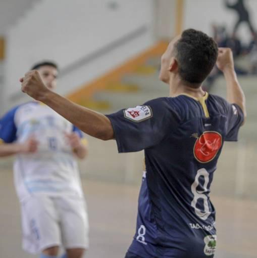 Tabuca Juniors x São José Futsalsur Fotop