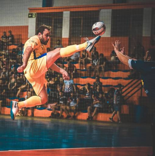 Citadino de Futsal -  Kamikaiser x AABB/B&FEn Fotop