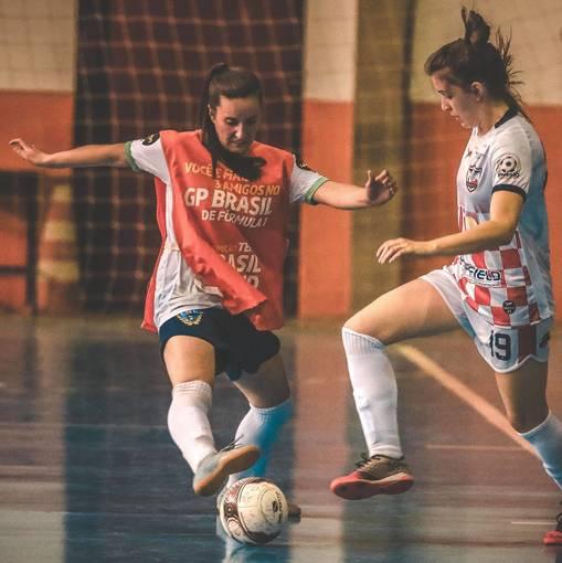 Citadino de Futsal Feminino - Dallas