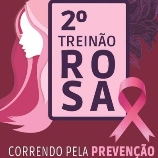 Treinão Rosa  on Fotop