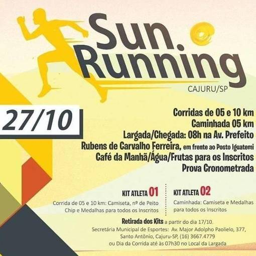 Sun Running CajuruEn Fotop