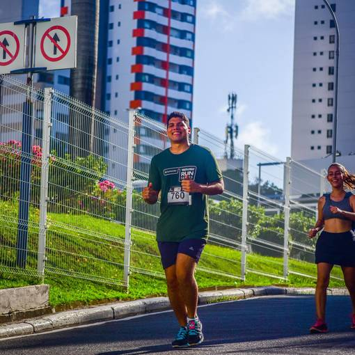 SANTANDER TRACK&FIELD RUN SERIES Shopping da Bahia no Fotop
